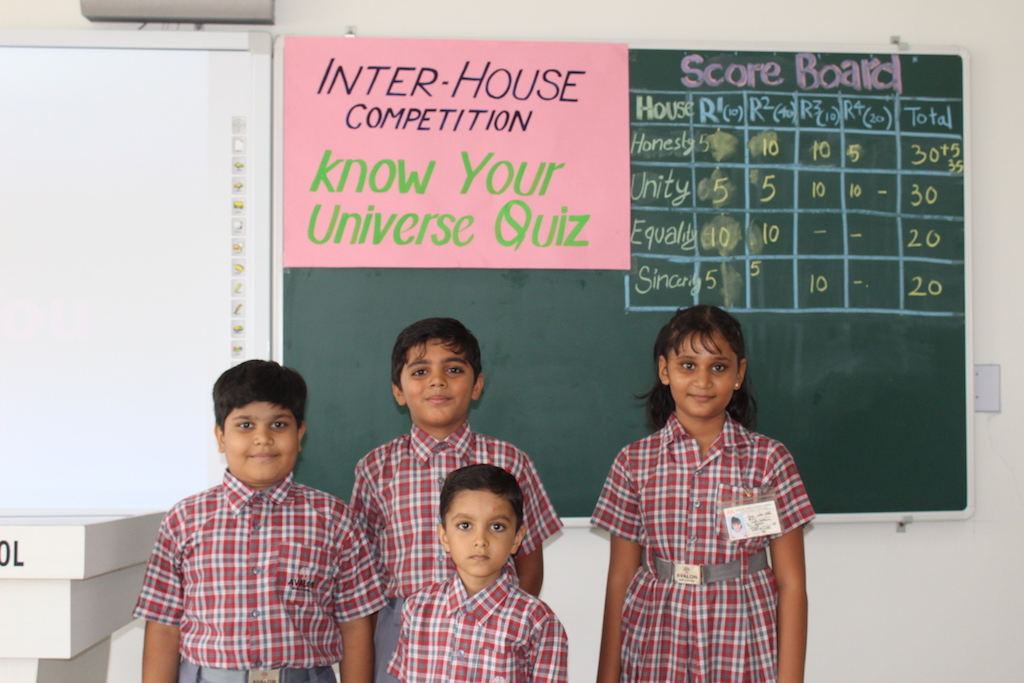 Inter House Competition