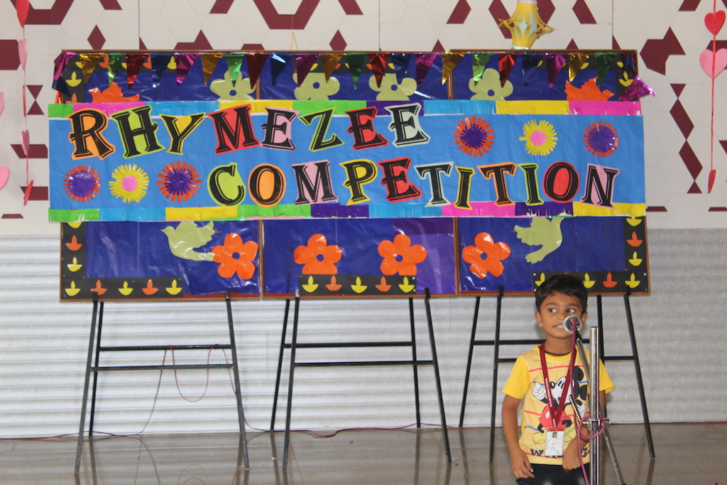 Rhymezee Competition