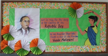 Republic Day, Foundation Day & Grand Parent Day